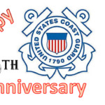 Happy 230th Anniversary U.S. Coast Guard!