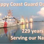 Happy 229th Coast Guard Day!